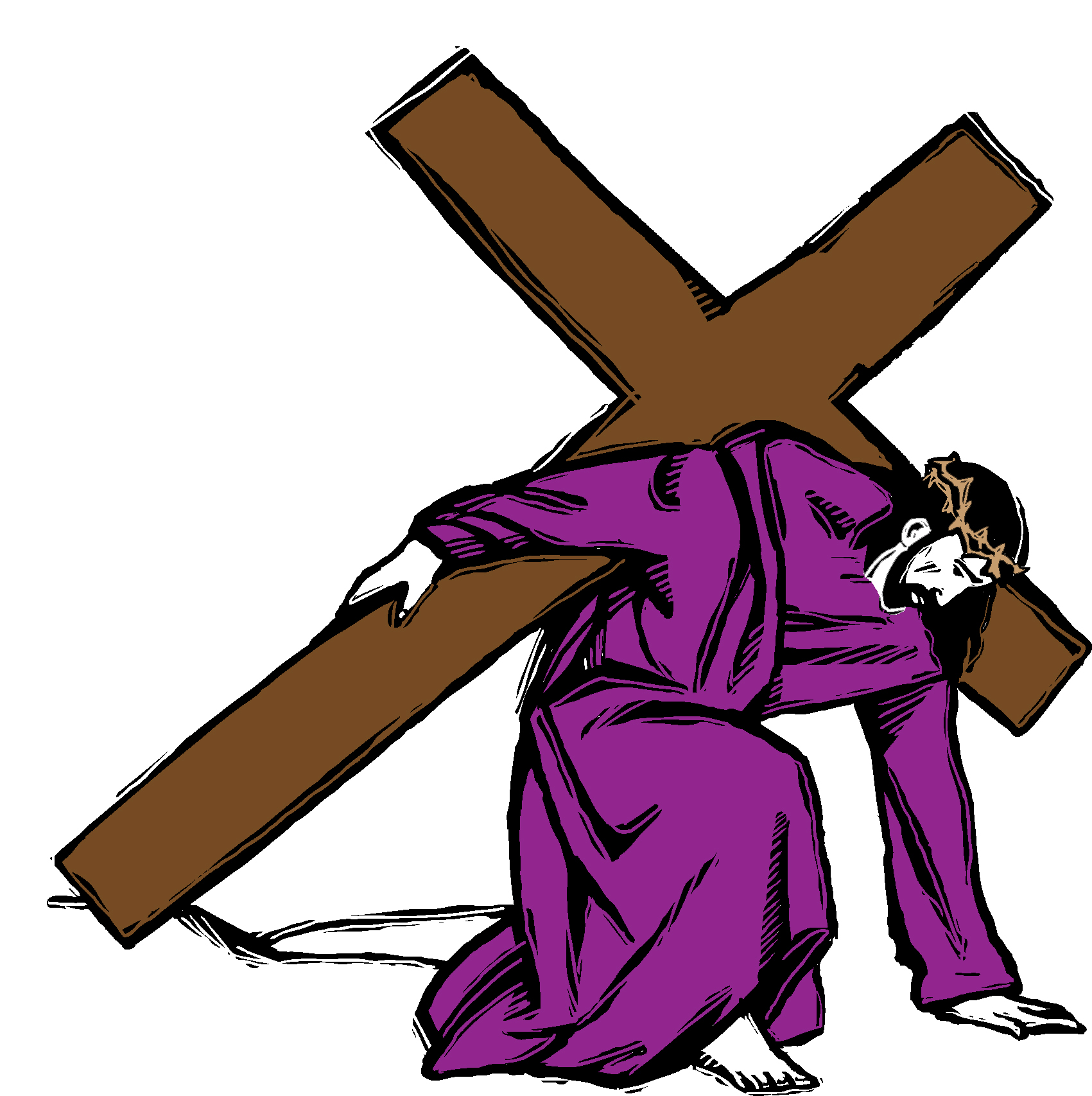 carry the cross body builders ministry